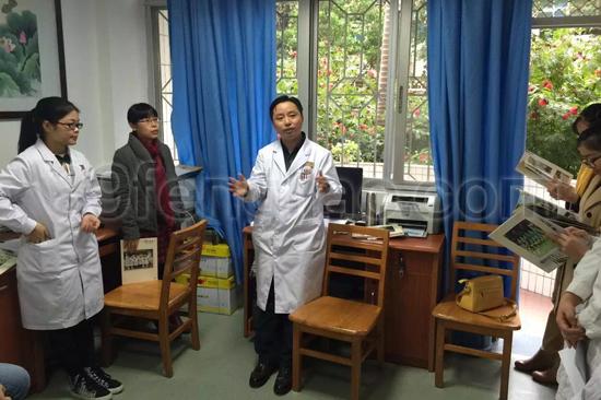 走近蜂疗分会王小寅副秘书长  39蜂疗网