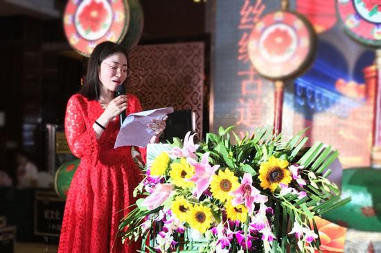 深圳市中医院佘瑞涛主任应邀参加中国民族医药学会蜂疗分会学术年会